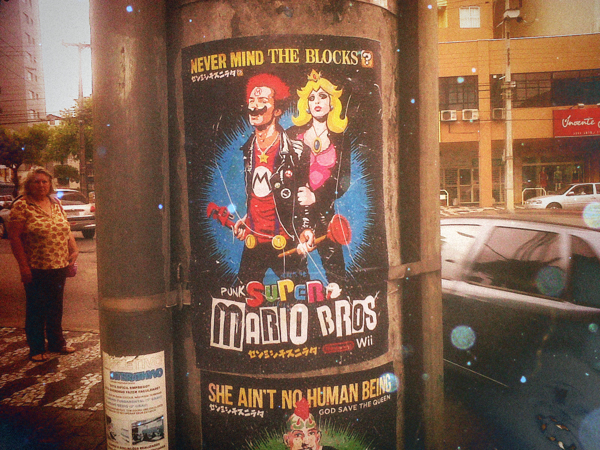 Punk-Super-Mario-Bros