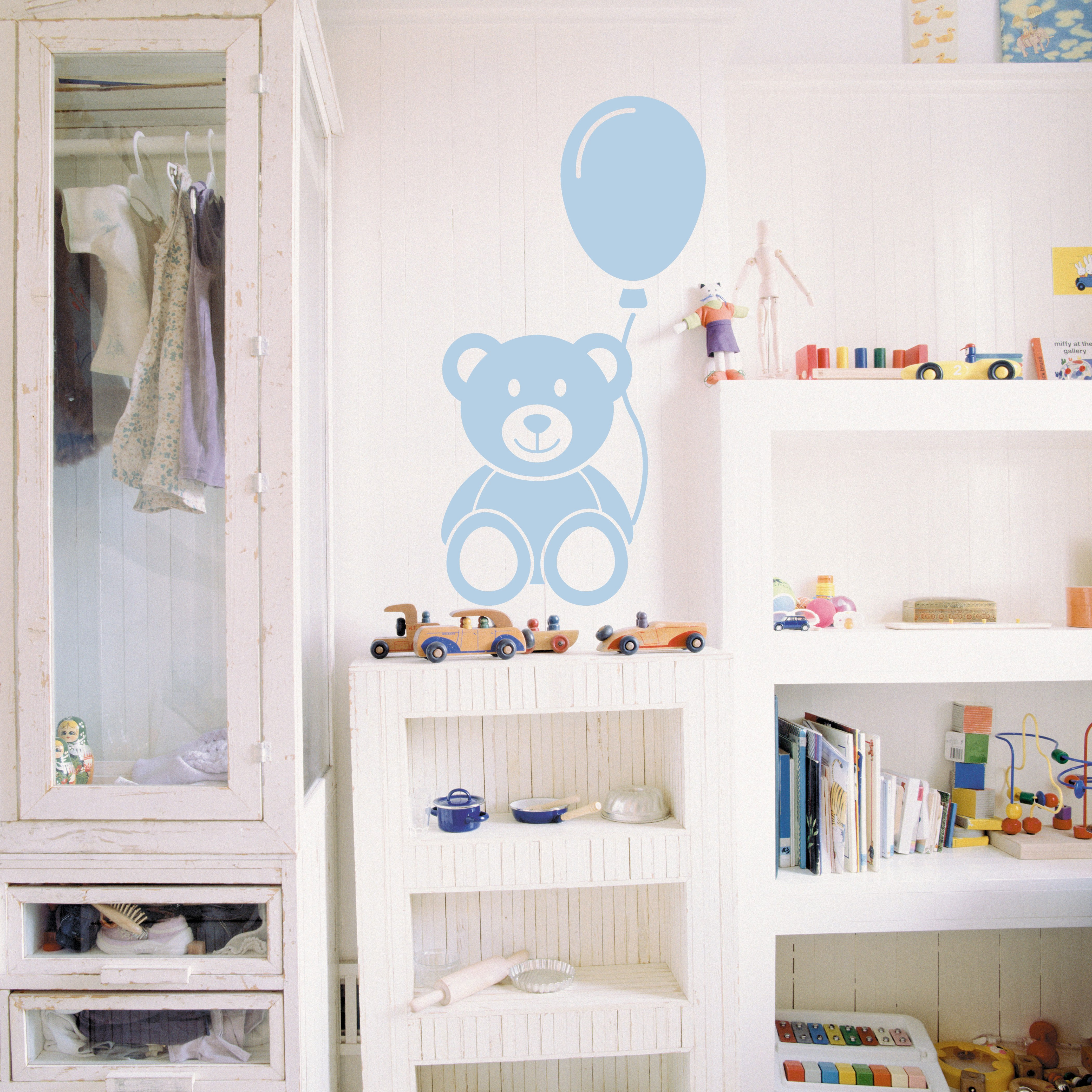 Stickers X Camerette. Good Elegant Wall Stickers Per Bambini With ...