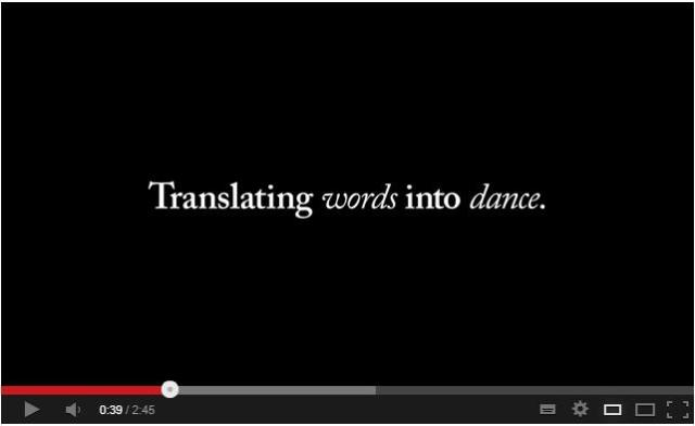words_dance