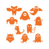 10-funny-monster-monocolor_arancio