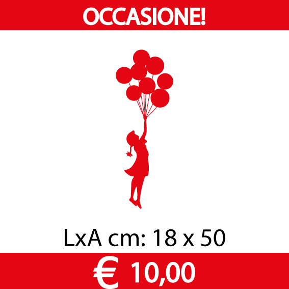 Tribute-Banksy-Girl-Balloon_50cm_rosso