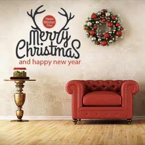 marry_christmas_winter_days_wall